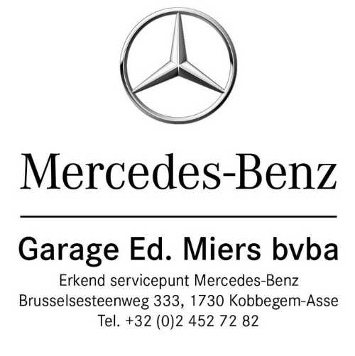 Mercedes-Benz - Garage Ed.Miers