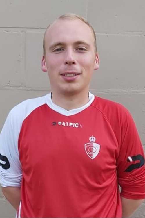 Geoffrey Van De Voorde